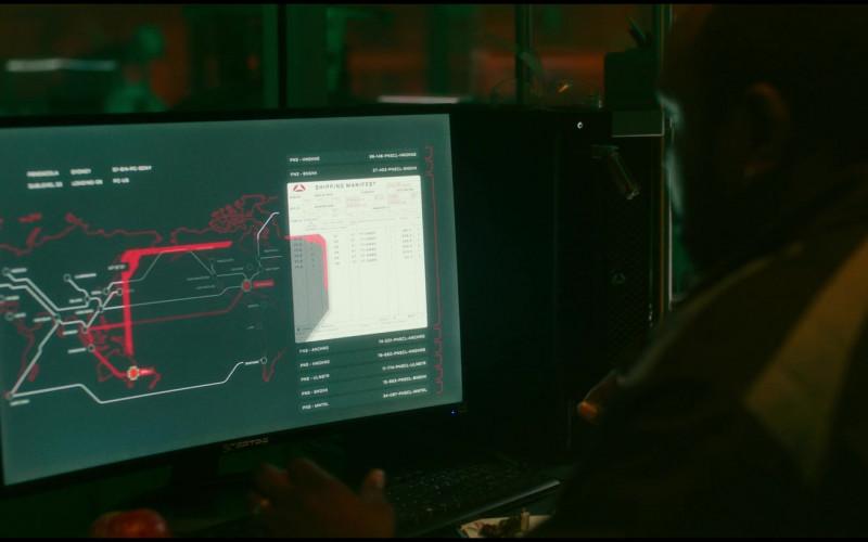 Sceptre Computer Monitor in Godzilla vs. Kong Movie (1)
