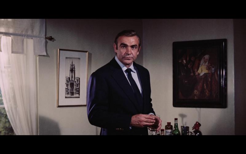 Schinkenhäger Gin in Diamonds Are Forever (1971)