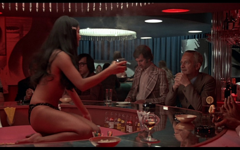 Schweppes Drink in The Man with the Golden Gun (1974)