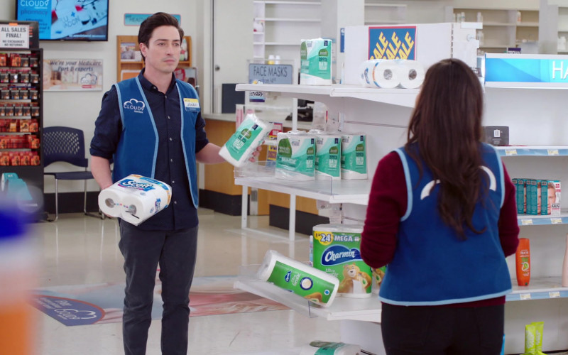 Scott, Seventh Generation and Charmin in Superstore S06E15 All Sales Final (2021)