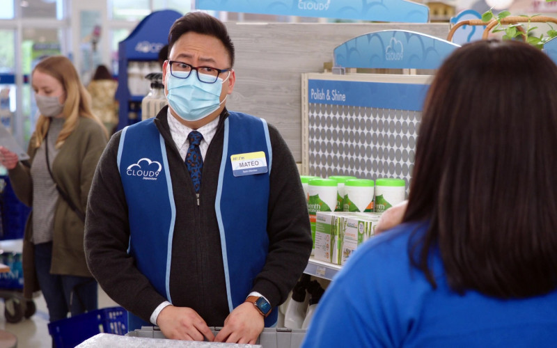 Seventh Generation in Superstore S06E14 Perfect Store (2021)