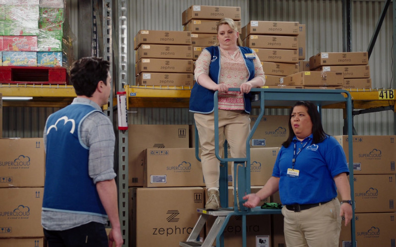 Shasta Soda Packs in Superstore S06E12 Customer Satisfaction (2021)