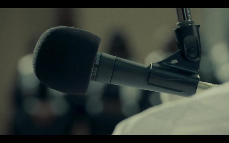 Shure Microphone in Genius Aretha S03E06 Amazing Grace (2021)