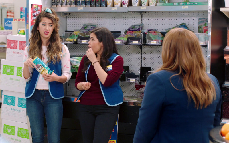 Siete Foods Snacks in Superstore S06E15 All Sales Final (2021)