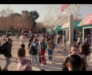 Six Flags Amusement Park in Yes Day (2021)
