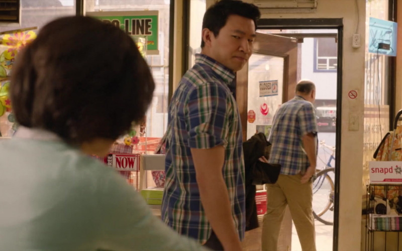 Snapd in Kim's Convenience S05E11 Matchy Matchy (2021)