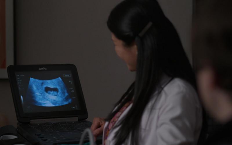 SonoSite Ultrasound Machine in The Good Doctor S04E13 TV Show (1)