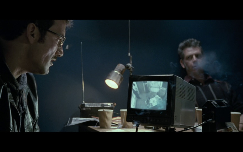 Sony Monitor in Killer Elite (2011)