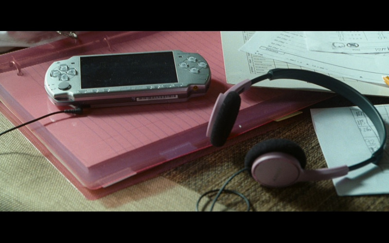 Sony PSP Console & Sony headphones in Salt (2010)
