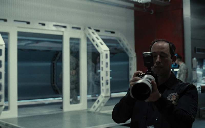 Sony Photography Camera in Zack Snyder's Justice League (1)