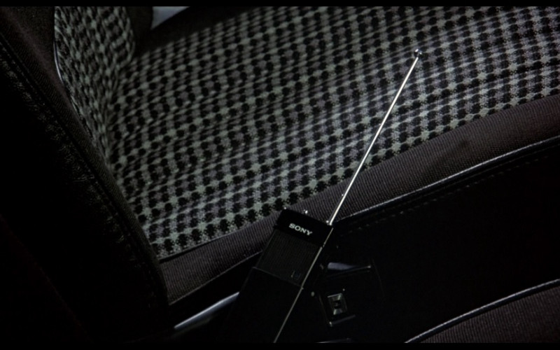 Sony Radio in The Man with the Golden Gun (1974)
