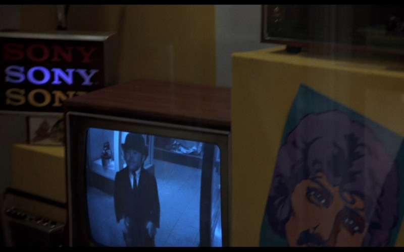 Sony Sign in The Man with the Golden Gun (1974)
