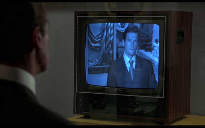 Sony Television in The Man with the Golden Gun (1974)