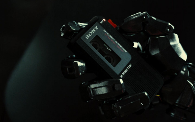 Sony Voice Recorders in Zack Snyder's Justice League (4)