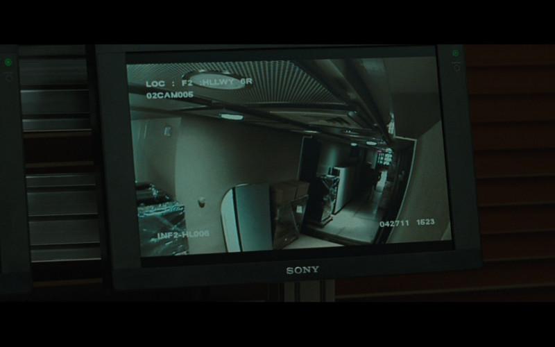 Sony monitor in Salt (2010)