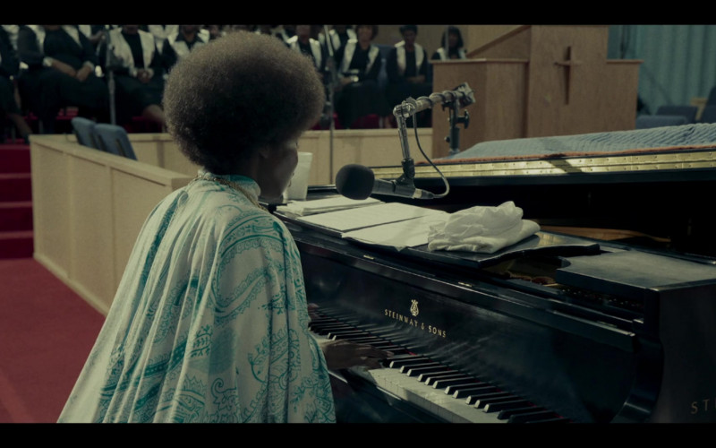 Steinway & Sons Piano in Genius Aretha S03E06 TV Show (2)