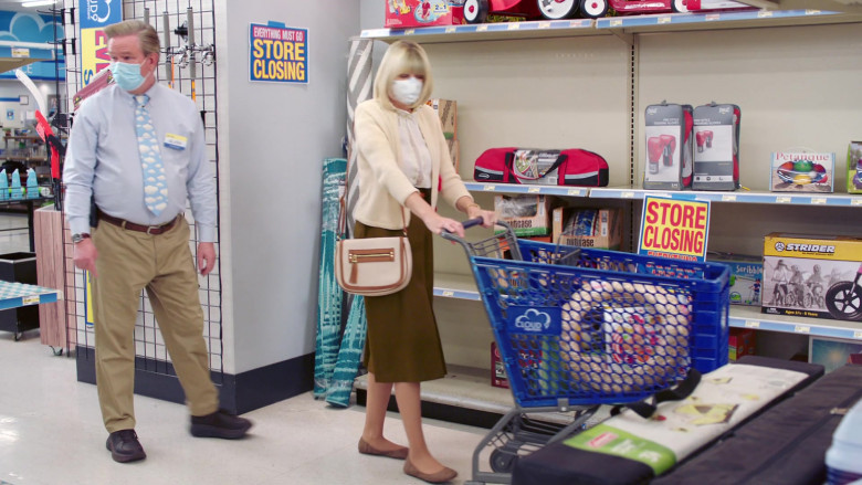 Strider Bikes in Superstore S06E15 All Sales Final (2021)