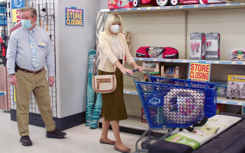 Strider Bikes in Superstore S06E15 All Sales Final (2021)