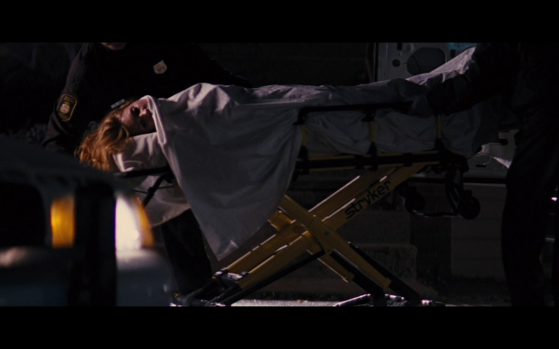 Stryker Emergency Patient Transport in Jack Reacher (2012)