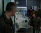 Stryker Medical Bed in Chicago Fire S09E08 Escape Route (2...