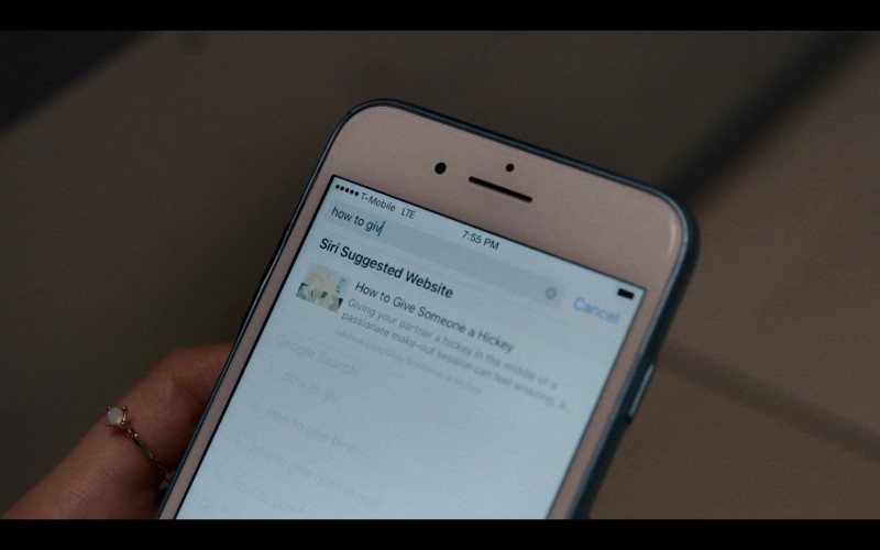 T-Mobile in Generation S01E01 Pilot (2021)