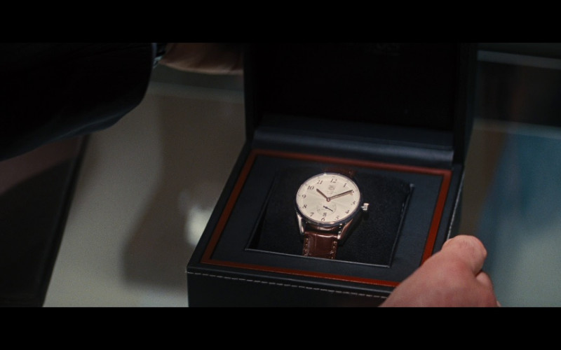 TAG Heuer Carrera Watch in Jack Reacher (2012)