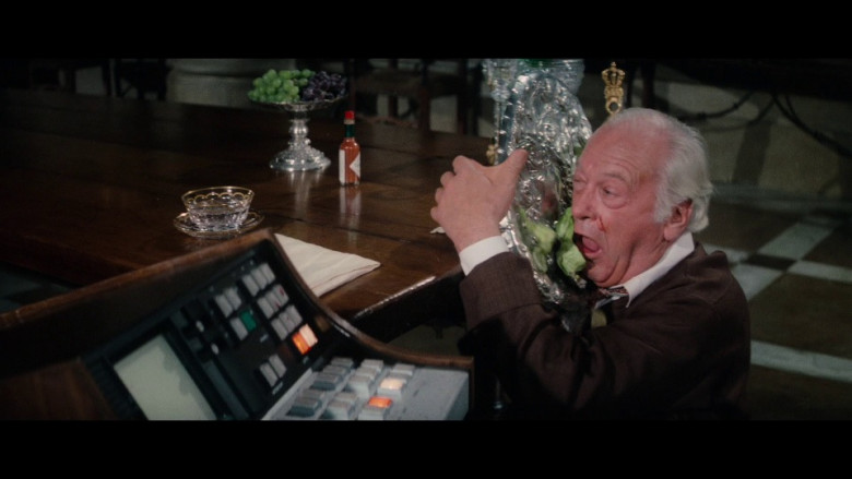 Tabasco Sauce in The Spy Who Loved Me (1977)