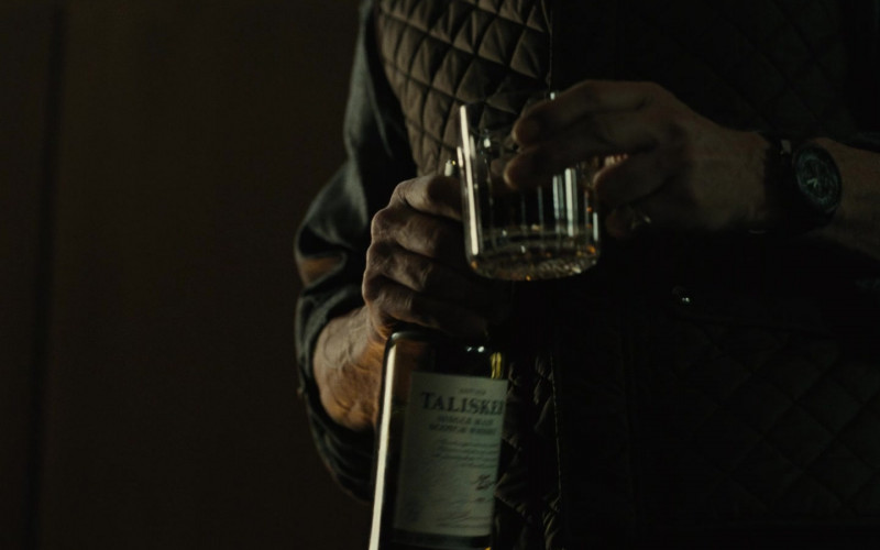Talisker Whiskey in Zack Snyder's Justice League Movie (2)