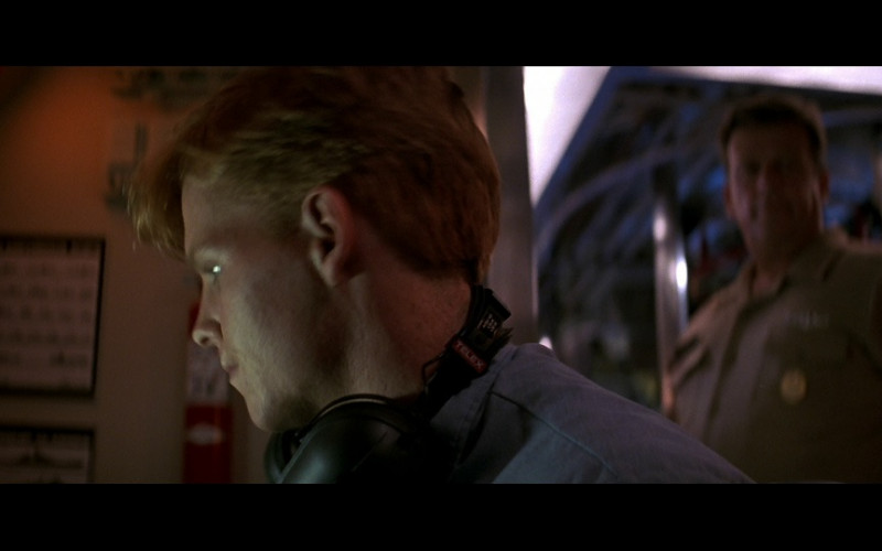 Telex Headset in The Hunt for Red October (1990)