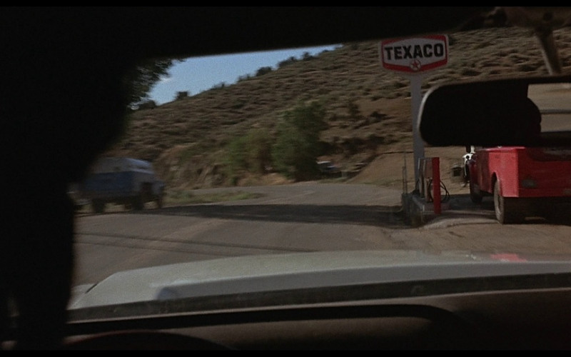 Texaco in Vanishing Point (1971)