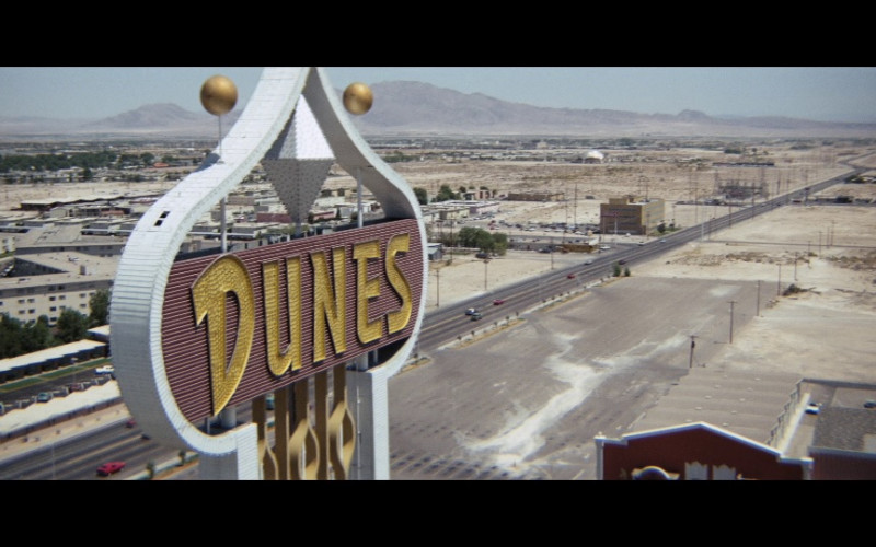 The Dunes Hotel and Casino in Las Vegas in Diamonds Are Forever (1971)