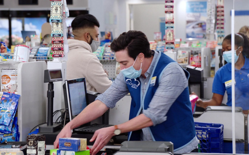 The Good Bean, Oreo, Peet's Coffee in Superstore S06E12 Customer Satisfaction (2021)