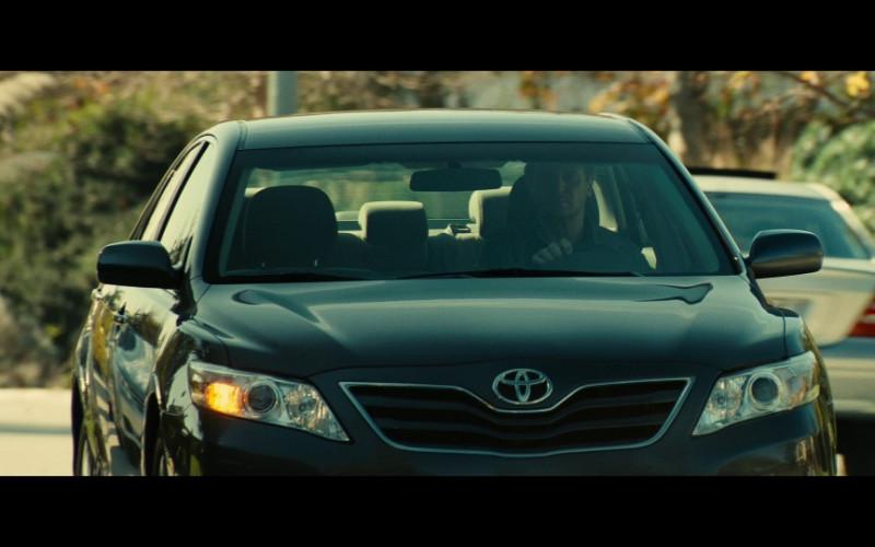 Toyota Camry Car in Taken 2 (2012)