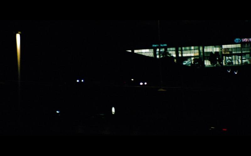 Toyota Dealership in Safe House (2012)
