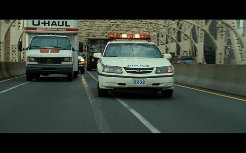 U-Haul Moving Car in Salt (2010)