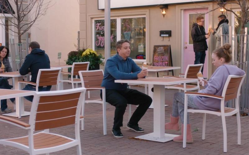 Ugg Boots of Sadie Munroe as Alice Carlson in Workin' Moms Season 5, Episode 6 (2021)