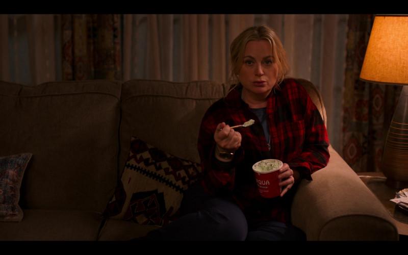 Umpqua Dairy Ice Cream Enjoyed by Amy Poehler as Lisa Carter in Moxie Movie by Netflix (1)