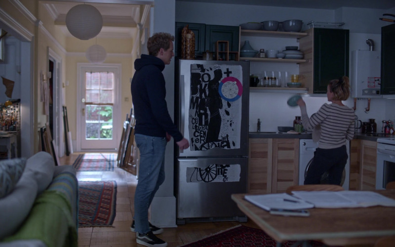 Vans Sneakers of Chris Geere as Jamie Clarke in A Million Little Things S03E05 Non-essential (2021)