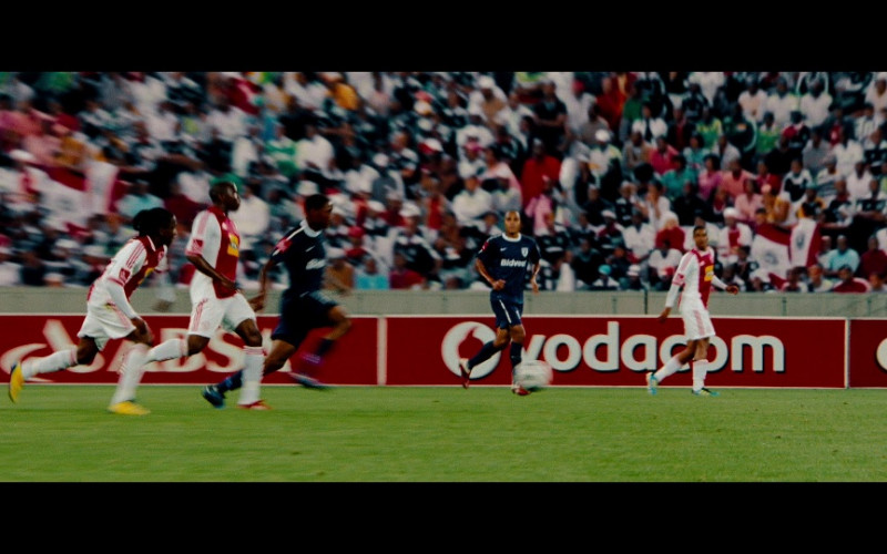 Vodacom in Safe House (2012)