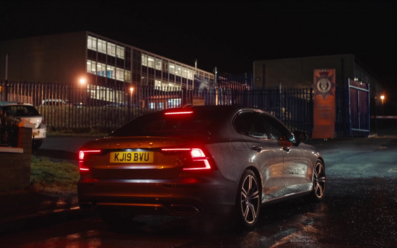 Volvo S60 Car in Line of Duty S06E01 (2021)