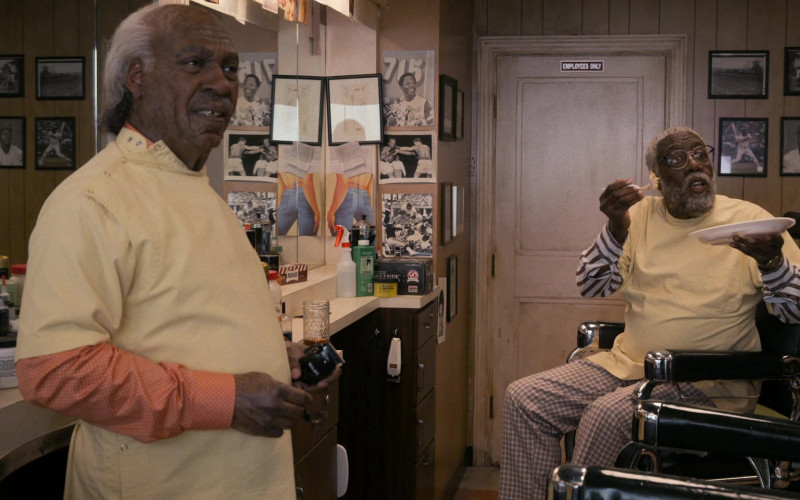 Wahl Clipper Held by Eddie Murphy as Mr. Clarence (Local Barber) in Coming 2 America (2021)
