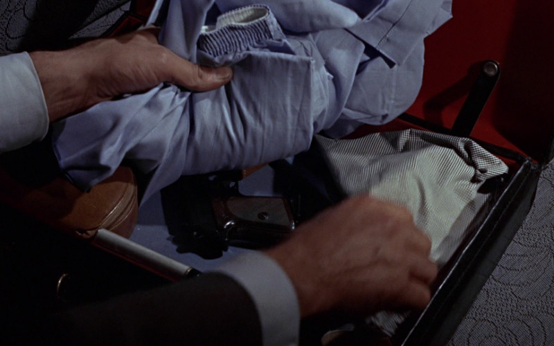 Walther PPK pistol in From Russia with Love (1963)