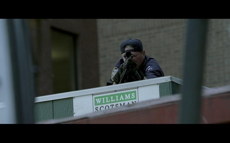 Williams Scotsman in 16 Blocks (2006)
