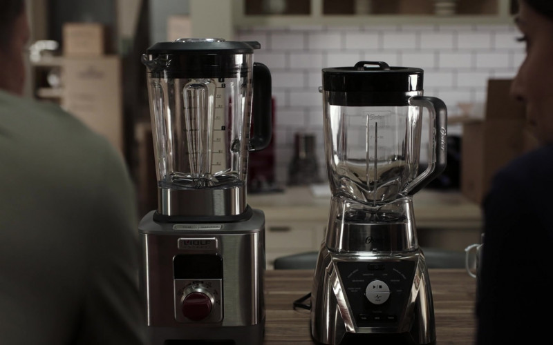 Wolf Gourmet and Oster Blenders in 9-1-1 Lone Star S02E07 Displaced (2021)