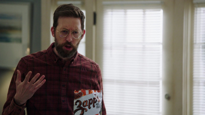 Zapp's Potato Chips Enjoyed by Rob Kerkovich as Sebastian Lund in NCIS New Orleans S07E11 (1)