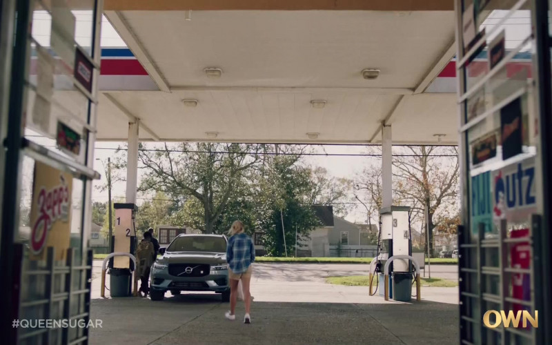 Zapp's, UTZ and Fiji Stickers on the Doors in Queen Sugar S05E07 June 1, 2020 (2021)
