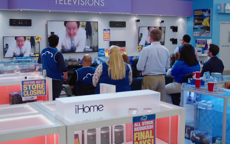 iHome in Superstore S06E15 All Sales Final (2021)
