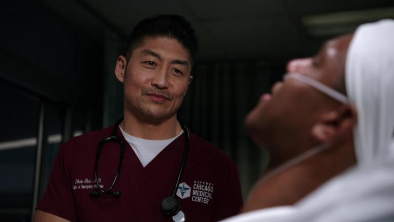 3M Littmann Stethoscopes Used by Doctors in Chicago Med S06E11 TV Show 2021 (1)