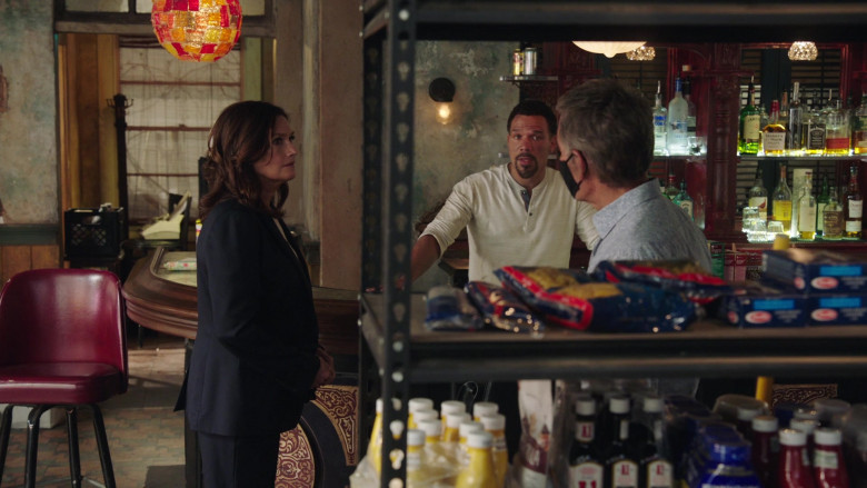 A.1. Sauces in NCIS New Orleans S07E12 Once Upon a Time (2021)
