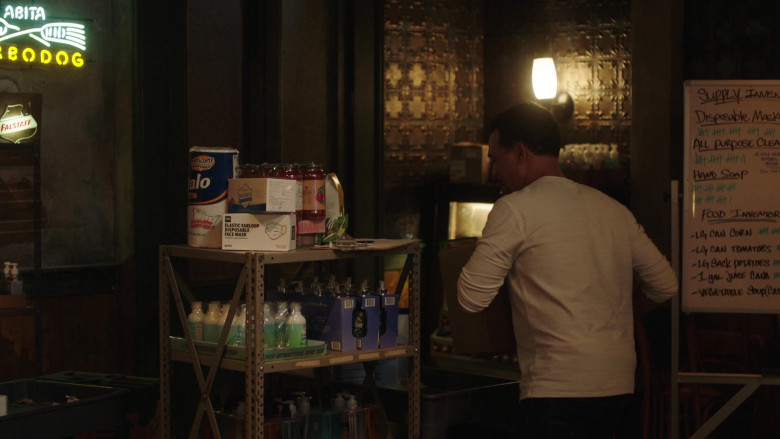 Abita Turbodog Sign in NCIS New Orleans S07E12 Once Upon a Time (2021)